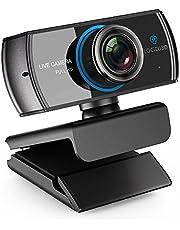 LOGITUBO HD Webcam 1080P/1536P Cámara con micrófono