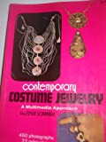 Contemp Costume Jewelry, Outlet Book Company Staff and Random House Value Publishing Staff, 0517514249