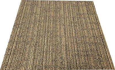 """Shaw T298K Carpet Tile-24""""x 24""""(12 Tiles/case, 48 sq. ft./case)"""