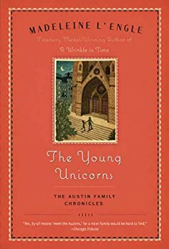 The Young Unicorns by Madeline L'Engle science fiction and fantasy book and audiobook reviews
