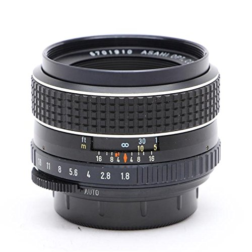 PENTAX Super Takumar 55mm F1.8 F/1.8 M42 Screw Mount MF Lens (S/N:1626026)#55876 (Pentax Mount Screw)