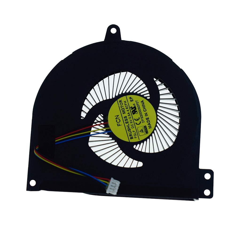 Ventilador CPU Dell E5470 Series 0WKT5Y WKT5Y DFS2000050F0T