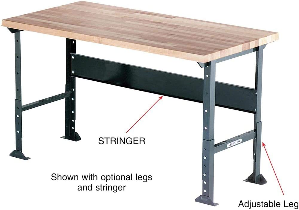 Grizzly Industrial G9912 - Solid Maple Workbench