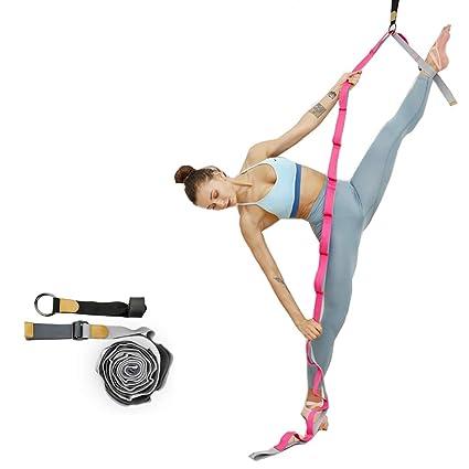 SAHWIN® Ballet Yoga elástico cinturón elástico Correa de ...