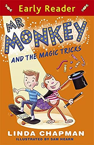 book cover of Mr Monkey and the Magic Tricks