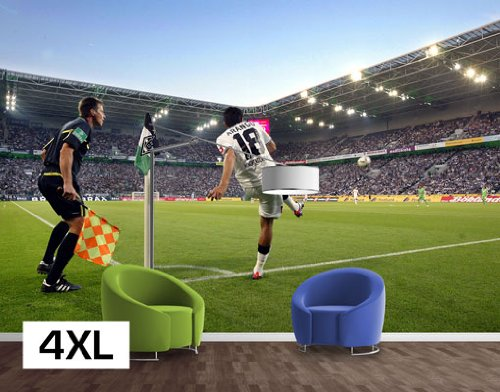 Mantiburi Vlies Fototapete Borussia Monchengladbach Juan Arango Foto Tapeten Xcm Amazon De Baumarkt