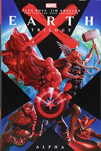 List of the Top 3 earth x trilogy omnibus you can buy in 2019
