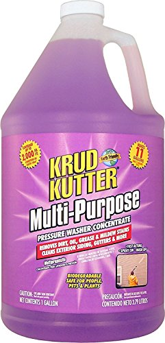 Krud Kutter PWC01 Purple Multi-Purpose Pressure Washer Concentrate with Sweet Odor (2-Pack)