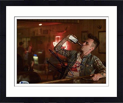 [Framed Joe Gilgun Signed 8