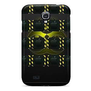 Fashion FuIqTiE5096DOzGq Case Cover For Galaxy S4(hazard)