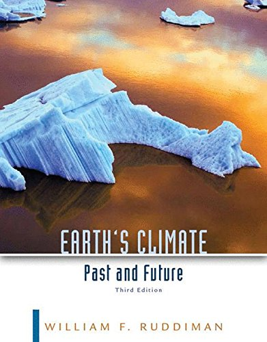 1429255250 - Earth's Climate: Past and Future