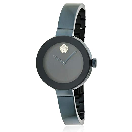 MOVADO Bold Reloj DE Mujer Cuarzo Suizo 35MM Correa Y Caja DE Acero 3600425: Amazon.es: Relojes