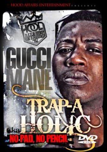 Hood Affairs: Trap a Holic Gucci Mane [DVD] [Import]