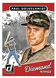 2017 Donruss Baseball Diamond Kings #1 Paul Goldschmidt Diamondbacks
