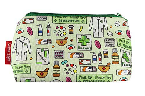 53b8749dee1e Selina-Jayne Pharmacist Limited Edition Designer Toiletry Bag
