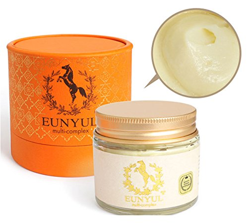 [Eunyul] Multi-complex Horse Oil Cream 70mg/anti-wrinkle,whitening/ Korea Cosmetics by Eunyul