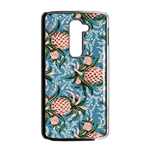 Pineapple Pattern LG G2 Perfect Design Case Cover Protector Bumper