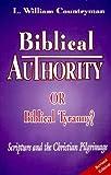 Biblical Authority or Biblical Tyranny, L. William Countryman, 156101088X