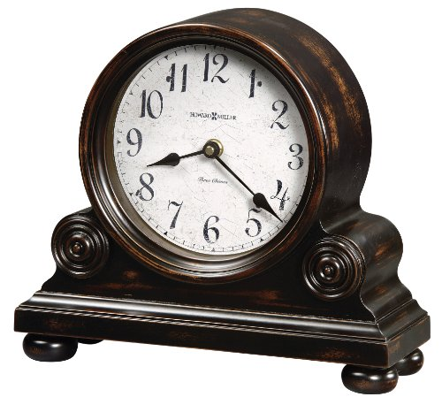 Howard Miller 635-150 Murray Mantel Clock by Howard Miller