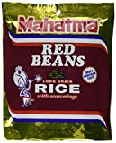 Mahatma Red Beans and Rice, with Seasonings 8 Oz (Pack of 6)