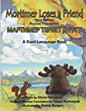 img - for Mortimer Loses a Friend: Third Editon, Russian Translation: A Dual Language Book (Mortimer Adventures) (Volume 1) (Russian Edition) book / textbook / text book