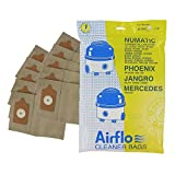 3X Henry Hoover bags (10 Pack)