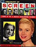 img - for Treasury of Screen Classics Magazine 1957 (Grace Kelly - Greta Garbo cover) (Vol. 1, No. 1) book / textbook / text book