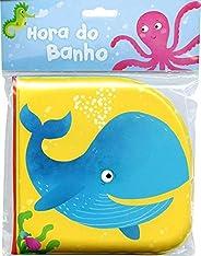 Baleia : Hora do banho
