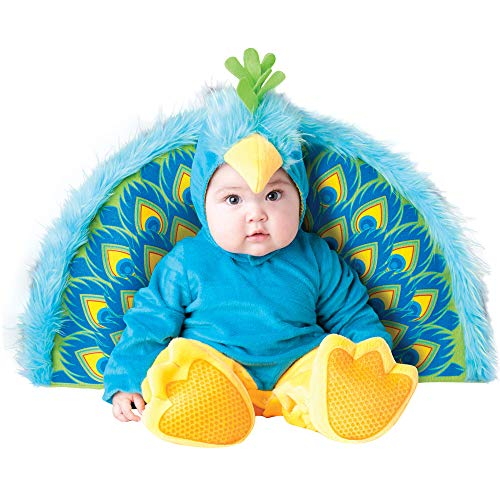 Toddler Baby Infant Peacock Halloween Dress Up Costume Outfit (90cm (10-12 Months))