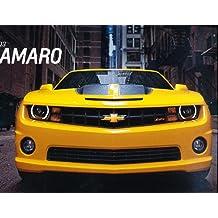 2013 Chevrolet Camaro 32-page Original Sales Brochure Catalog - Chevy SS ZL1