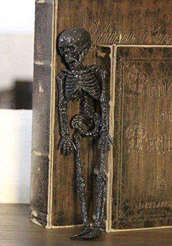 115-black-glitter-skeleton-standard