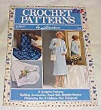Herrschners Crochet Patterns May/June 1989 Vol 3 No 3 offers