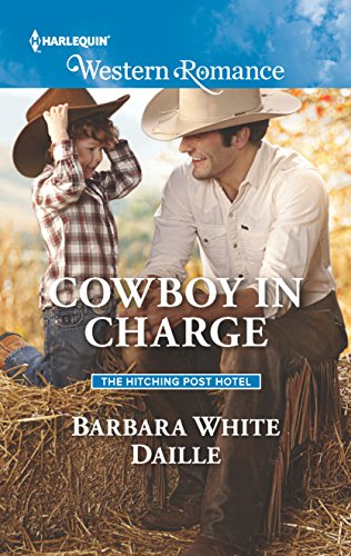 book cover of Cowboy in Charge