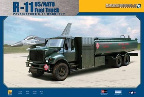 ShunkModels Workshop 1:48 R-11 US/NATO FUEL TRUCK SW-62001