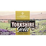 Yorkshire Tea Gold 40 Count
