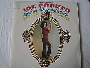Joe Cocker Mad Dogs & Englishmen Live from the Filmore East New York Original A&M Double Album Soundtrack release SP 6002 British Rock Blues Vinyl (1970)