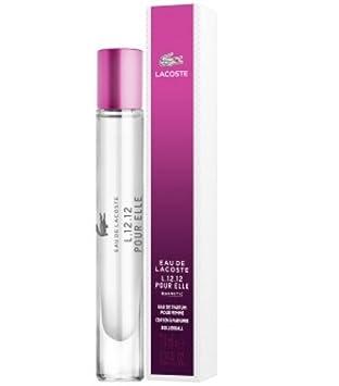 3d0e640e46fec Lacoste Eau De Lacoste L.12.12 Pour Elle Magnetic 7.4ml Eau De Parfum  Rollerball  Amazon.co.uk  Beauty