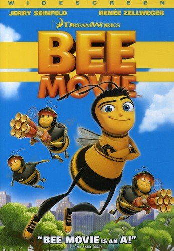 DVD : Bee Movie (, Dubbed, Dolby, AC-3, Widescreen)