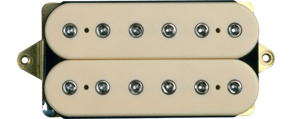 Amazon.com: DiMarzio DP100 Super Distortion Pickup - Cream ...