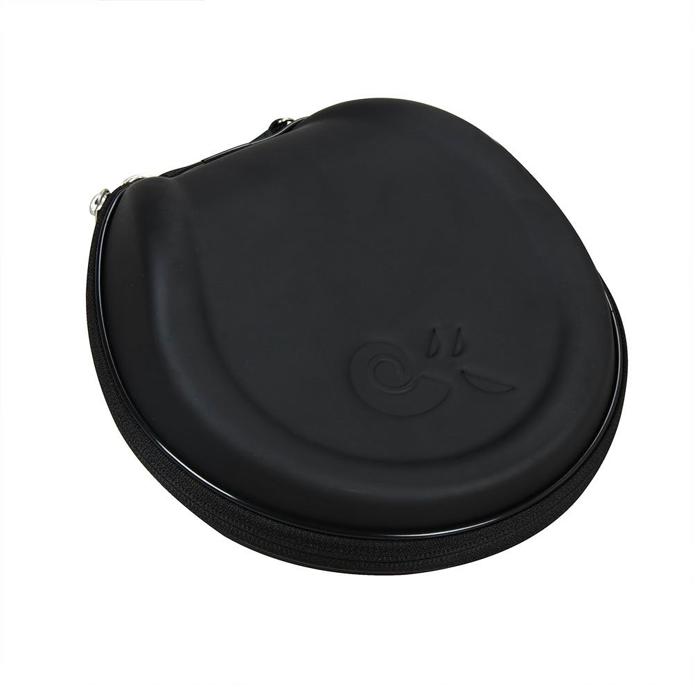Hermitshell Hard Travel Case Fits Avantree Bluetooth Over Ear Headphones with Mic Wireless and Wired Dual Mode