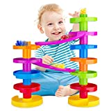 Ball Drop with Bridge. Educational Family Fun for Baby and Toddler. …