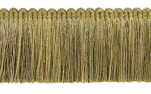 Fringe Brush Cut (DecoPro 5 Yard Value Pack of Veranda Collection 2