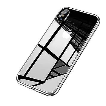 coque iphone xr ultra slim transparente