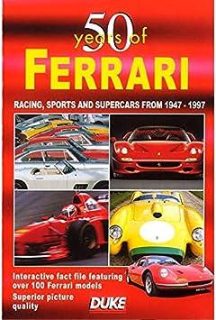 Amazon Com Ferrari 50 Years History Dvd Office Products