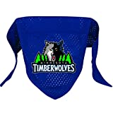 Hunter MFG Minnesota Timberwolves Mesh Dog Bandana, Small