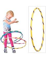 hoopomania De Colores para niños de Hula Hoop para pequeños Profesionales, Ø60/70/80cm