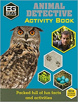 Book Bear Grylls Activity Series: Animal Detective