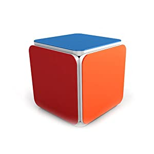 Primeway® 5 in 1 Multipurpose Unique Compact Space Saver Colorful Kids Table & Stool Set