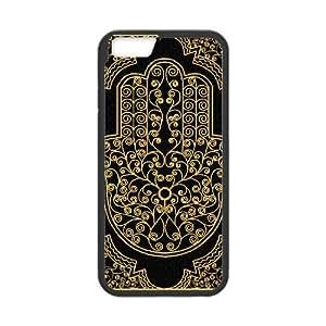 "Hamsa Hand New Printed Case for Iphone6 Plus 5.5"", Unique Design Hamsa Hand Case"