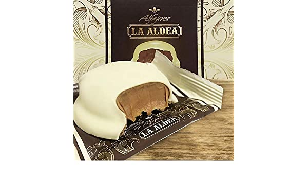 Amazon.com : Bomba de chocolate Blanco La ALDEA X 6 Unidades : Grocery & Gourmet Food